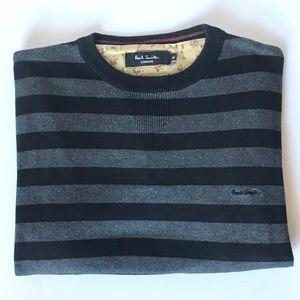 Paul Smith London Striped Crew Neck Sweater